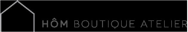 Logo - Hôm Boutique Atelier